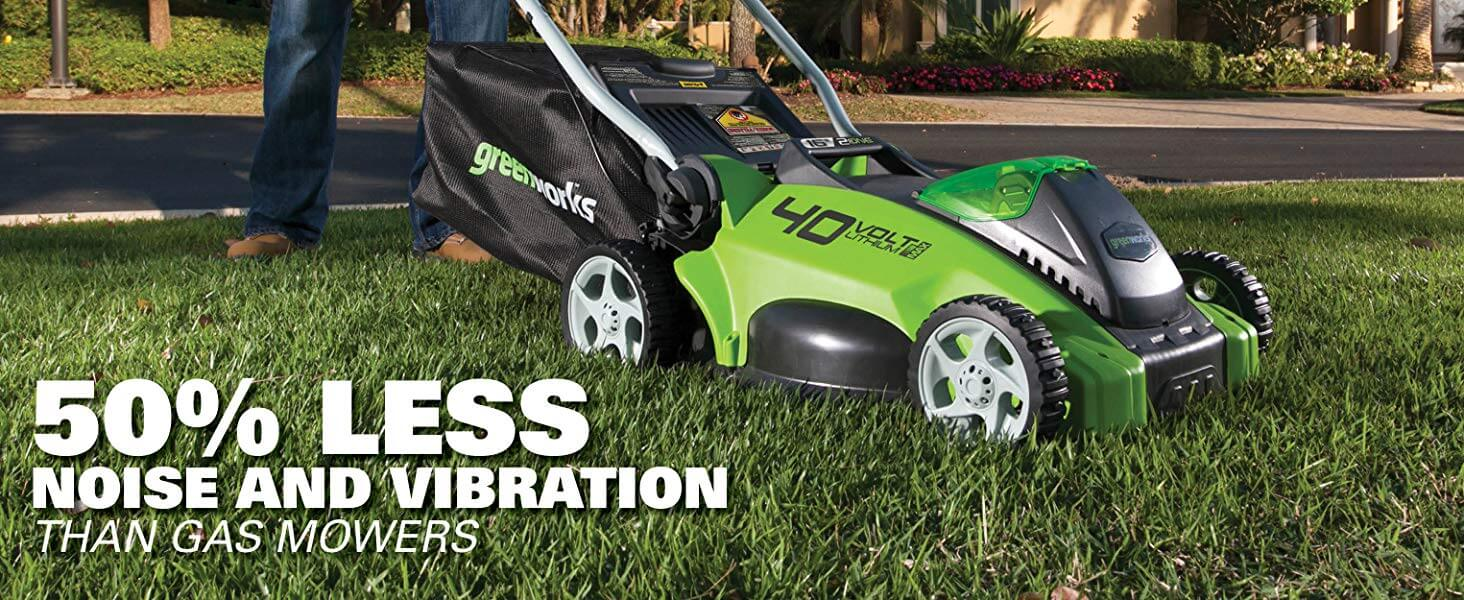 Top 10 Best Push Electric Lawn Mower In